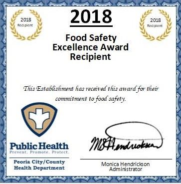 Food Safety Excelence Award Jpeg
